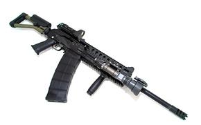 Оружие: ружьё, карабин, самозарядное