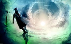 Фантастика: Капитан, Романтика Апокалипсиса, Небо