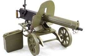 Оружие: Максима, станковый, оружие, пулемёт, ящик