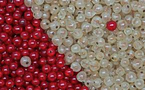 Текстуры: смородина, белая, ягоды, красная