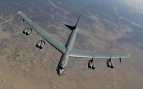 Авиация: бомбардировщик, полет, тяжёлый, стратегический
