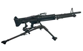 Оружие: фон, станке-треноге, единый, пулемёт, оружие, на