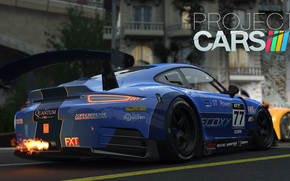 ����: Project CARS, Games