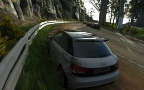 ����: Driveclub, Games