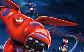 ������: Big Hero 6, Movies