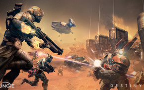 ����: Destiny, Games