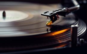 Музыка: граммофон, фон, музыка