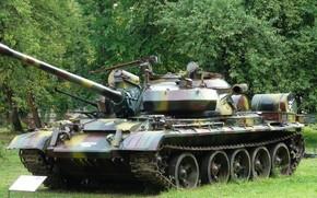 Оружие: военная техника, СССР, танк