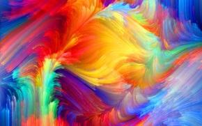Текстуры: пятно, объем, узор, краски, рельеф, радуга