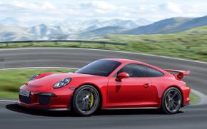Машины: Porsche, суперкар