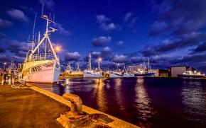 Корабли: Skagen, Denmark, корабли, порт