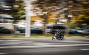 Мотоциклы: байк, скорость, движение, фон