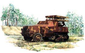 Оружие: арт, Германия, German, Боевая техника, Вермахт