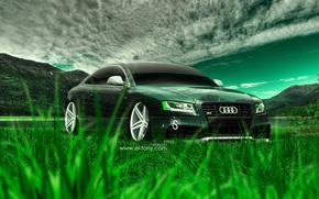 ������: Tony Kokhan, Audi, S5, Crystal, Car, Nature, Tuning, Green, Grass, Style, Photoshop, el Tony Cars, ���� �����, �������, ����, �� ����, ����������, �����, �������, �������, �����, ������, ����