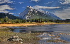 �������: Banff Park, Alberta, Canada