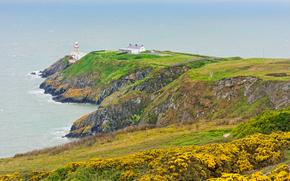 �������: ��������, Howth lighthouse, ������