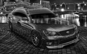 ������: Tony Kokhan, Toyota, Altezza, JDM, el Tony Cars, Crystal, City, Car, 2014, Photoshop, HD Wallpapers, Design, ���� �����, ������, ������, ����������, �����, �������, ����, ����, ������-�����