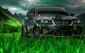������: Tony Kokhan, BMW, X5, Crystal, Nature, Green, Grass, el Tony Cars, Jeep, Crossover, Photoshop, Art, HD Wallpapers, ���� �����, �������, ���, ��� 5, �5, ����������, ������, �������, �����, �������, ����, ����, ���, 2014