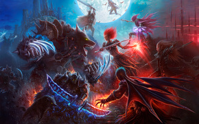 Фантастика: вампиры, оборотень, бойня