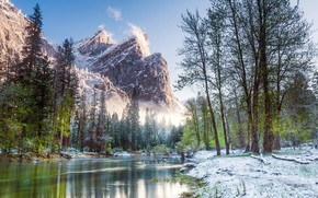 �������: ����, ����, �������, Yosemite National Park, ������