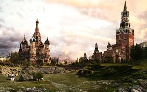 Ситуации: Возмездие, Московия, Москва