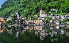 �����: Hallstatt, Austria, �����