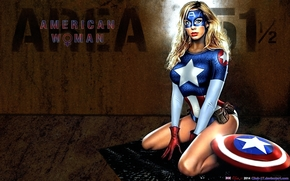 ����: BABEWORLD, COSPLAY, AMERICAN WOMAN
