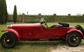 ������: classic, car, nostalgia, 1928_Alfa_Romeo