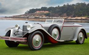 ������: classic, car, nostalgia, 1928_Mercedes_Benz_680S