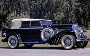 ������: classic, car, nostalgia, 1929_Duesenberg