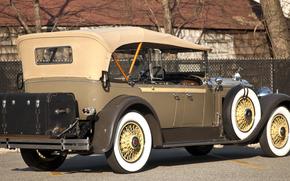 ������: classic, car, nostalgia, 1929_Packard_640_Super_Eight