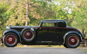 ������: classic, car, nostalgia, 1929_Stutz_Model_M_Supercharged_Lancefield_Coupe