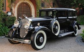 ������: classic, car, nostalgia, 1930_Cadillac_V16
