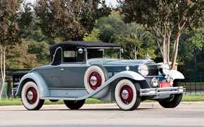 ������: classic, car, nostalgia, 1931_Packard_Deluxe_Eight_Convertible_Coupe