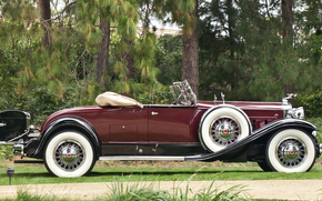 ������: classic, car, nostalgia, 1931_Packard_Deluxe_Eight_Roadster