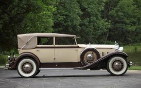 ������: classic, car, nostalgia, 1931_Packard_Eight_Individual_Custom_Convertible_Sedan_Dietrich