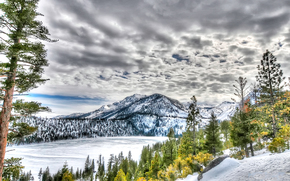 �������: Lake Tahoe, California, Nevada