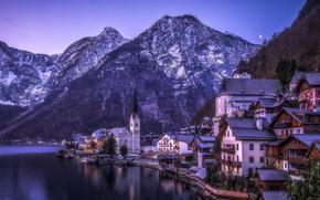 �����: Hallstatt, Austria, �������