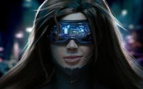 Игры: Игры, девушка, cyberpunk 2077