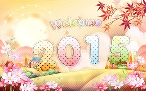 ���������: welcome 2015, ����� ����������, 3d