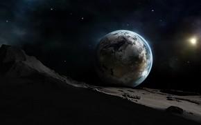 Космос: космос, планеты, фантазия