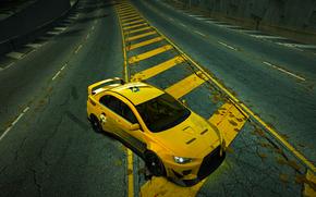 Игры: nfsw, игра, Автомобиль