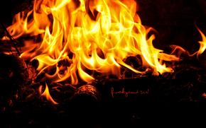 �������: fire, hot, darkness