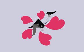 ����������: love, hearts, zelko, radic, bfvrp, digital, artworks, art, design, vector