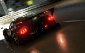Игры: Pagani, Pagani Zonda R, Driveclub, Games