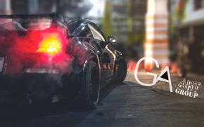 Машины: Nismo, 350Z, G.A. art_group