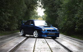 Машины: Subaru, WRX, STI, Impreza, G.A. art_group