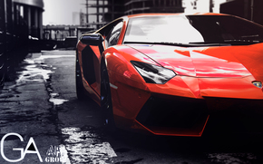 Машины: Aventador, Lambo, G.A. art_group