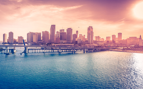 �����: Miami, Downtown, Florida, USA