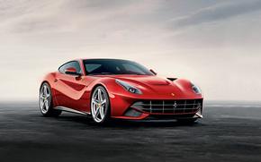 Машины: x, Ferrari Berlinetta